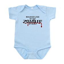 Masseuse Zombie Infant Bodysuit