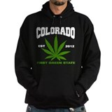 Colorado Cannabis 2012 Hoodie