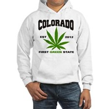 Colorado Cannabis 2012 Jumper Hoody