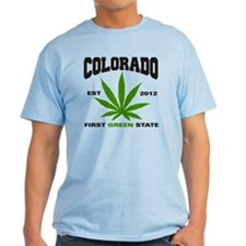 Colorado Cannabis 2012 T-Shirt
