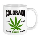 Colorado Cannabis 2012 Small Mug
