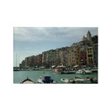 Portovenere 4 Rectangle Magnet