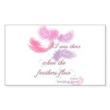 Breaking Dawn Feathers Decal