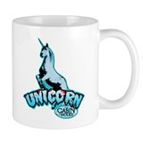 Cabin in the Woods Unicorn Small Mugs