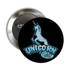 "Cabin in the Woods Unicorn 2.25"" Button"