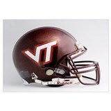 VT Pictures Virginia Tech Helmet