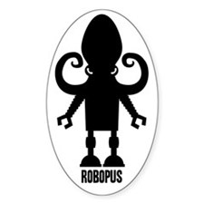 Robopus Decal