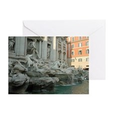 Trevi Fountain 1 Greeting Cards (Pk of 10)
