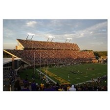 East Carolina Pictures Fans Pack it in for ECU vs.