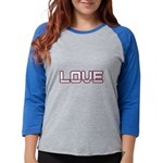 Baseball Coach Womens Burnout Tee