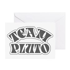 Team Pluto Greeting Cards (Pk of 10)