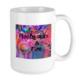 Flashbacks and Fire Mug