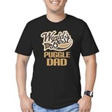Puggle Dad Camisetas