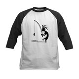 Kokopelli Fisherman  T