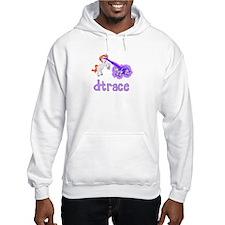 DTrace Laser Pony Hooded Sweatshirt