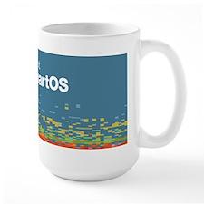 SmartOS coffee mug Large Mug