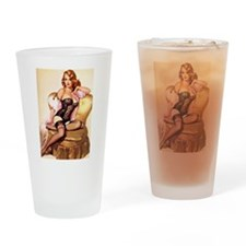 Divine Drinking Glass