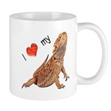 I luv my Bearded Dragon Coffee Mug