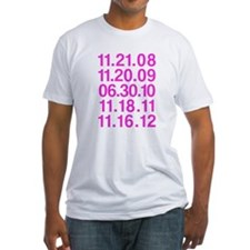 Twilight Opening Dates Shirt