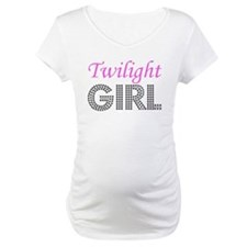 Twilight Girl Maternity T-Shirt