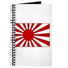 Rising Sun Flag 2 Journal