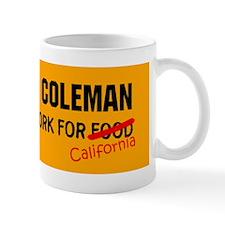Cute Coleman Mug