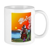 Small Mug, Sakura...The Warrior's Destiny