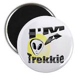 I'm A Trekkie Magnet