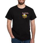 I'm A Trekkie Black T-Shirt