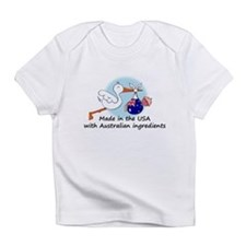 Unique Australian pride Infant T-Shirt