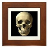 Dead Skull - Framed Tile