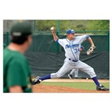 UT Arlington Photographs Pitching for the Maverick