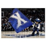 Xavier Photographs Waving the X of Xavier