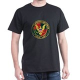 U.S. CounterTerrorist Center  Black T-Shirt