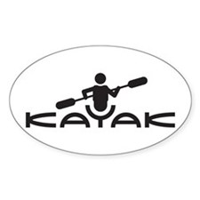 Kayak Logo Decal
