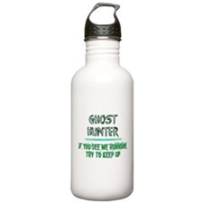 Ghost Hunter Water Bottle