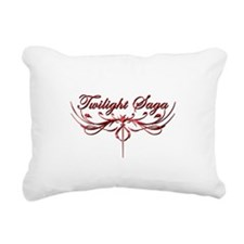 Twilight Saga Rectangular Canvas Pillow