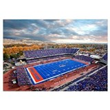 Aerial View of Bronco Stadium