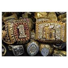 FSU Football Championship Rings