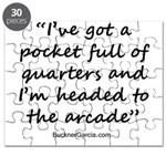Pocket Full of Quarters Puzzle
