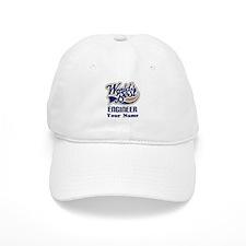 Personalized Engineer Baseball Cap