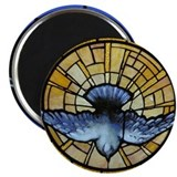 "Holy Spirit Dove 2.25"" Magnet (100 pack)"