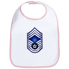 USAF - CMSgt(E9) - No Text Bib