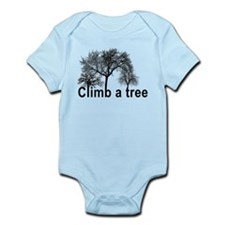 climb a tree Body Suit
