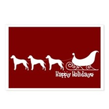 "Ridgeback ""Sleigh"" Postcards (Package of 8)"