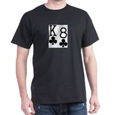 Kokomo King 8 Shirt & Apparel Black T-Shirt