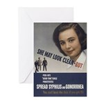 She May look... Greeting Cards (Pk of 10)