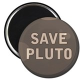 """Save Pluto"" 2.25"" Magnet (100 pack)"