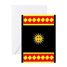 CHEROKEE INDIAN Greeting Card