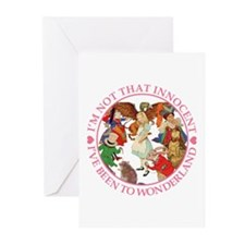 I'm Not That Innocent Greeting Cards (Pk of 10)